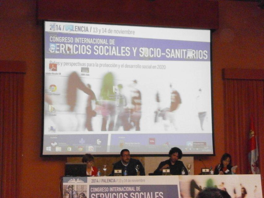 """El Colectivo Tierra de Campos ha participado en el Congreso Internacional de Servicios Sociales y Socio-Sanitarios que se ha celebrado en Palencia bajo el Título """"RETOS Y PERSPECTIVAS PARA LA PROTECCIÓN Y EL DESARROLLO SOCIAL EN 2020""""."""