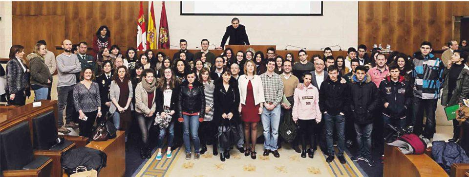 El IV Plan Provincial de la Juventud se presenta en Fuensaldaña