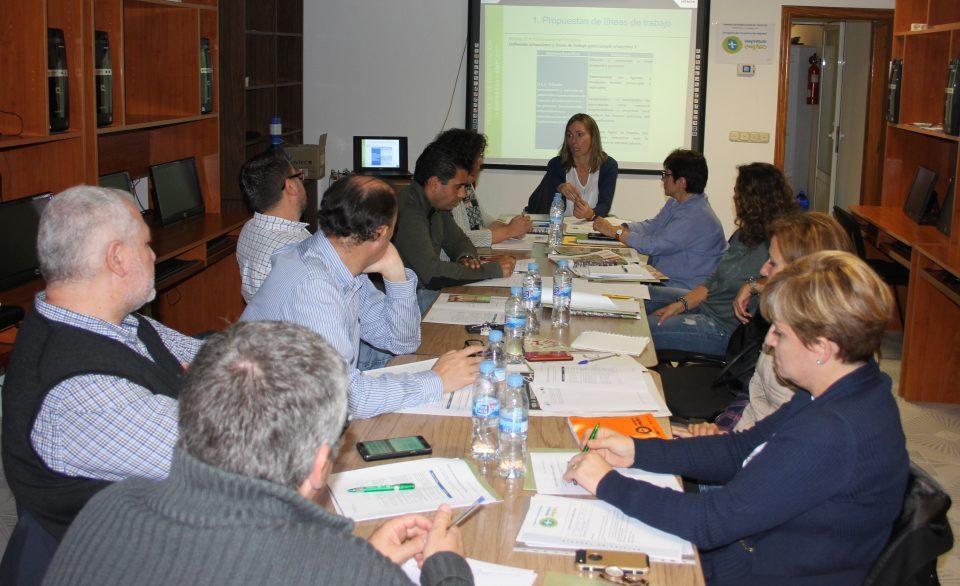 El Colectivo Tierra de Campos apuesta  por el emprendimiento y el apoyo al empleo a través de la generación de alianzas