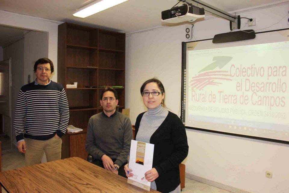 El Colectivo Tierra de Campos ejecuta la Escuela Rural de Emprendedores y Emprededoras para facilitar la puesta en marcha  en marcha un negocio