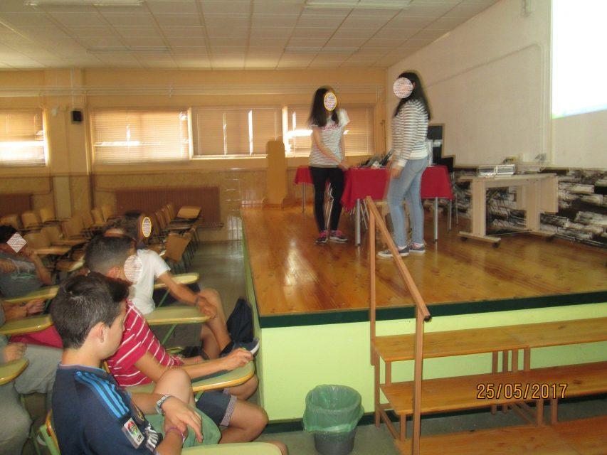 Taller de Asertividad en el IES de Medina de Rioseco
