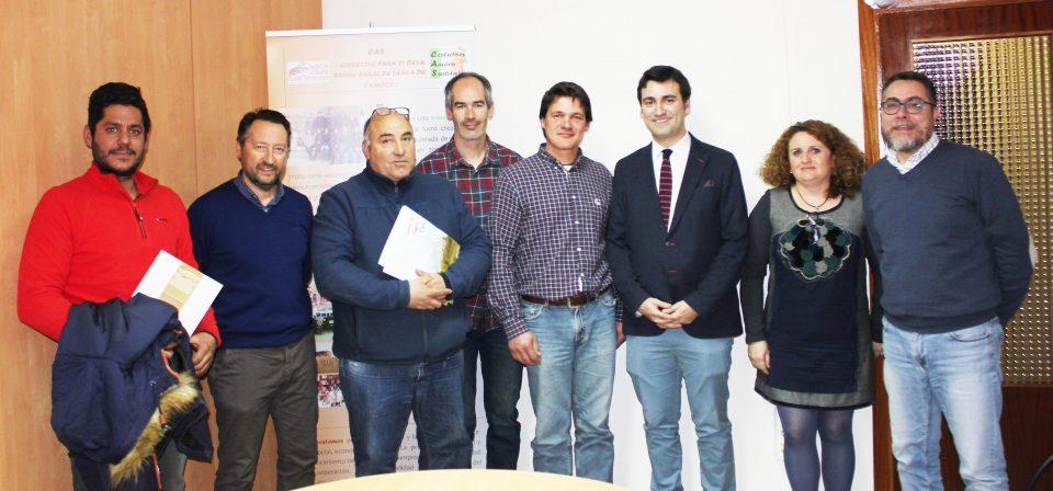 El Colectivo Tierra de Campos aprueba ocho proyectos de la medida LEADER