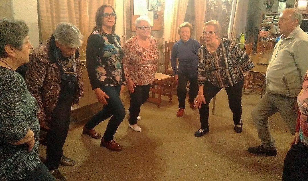El Colectivo Tierra de Campos promueve la actividad física de las personas mayores
