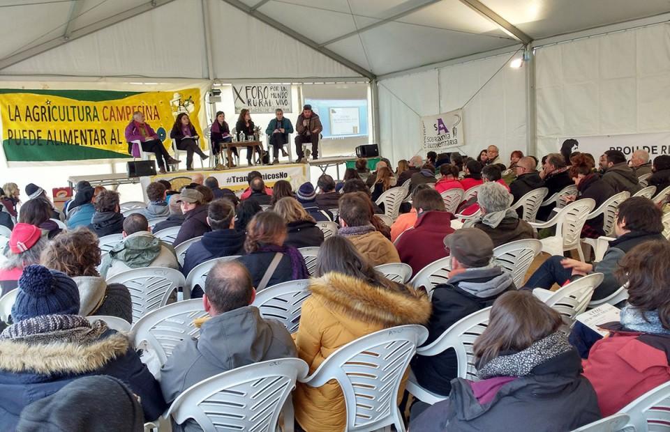 El Colectivo Tierra de Campos se suma al llamamiento de Plataforma Rural del #31M