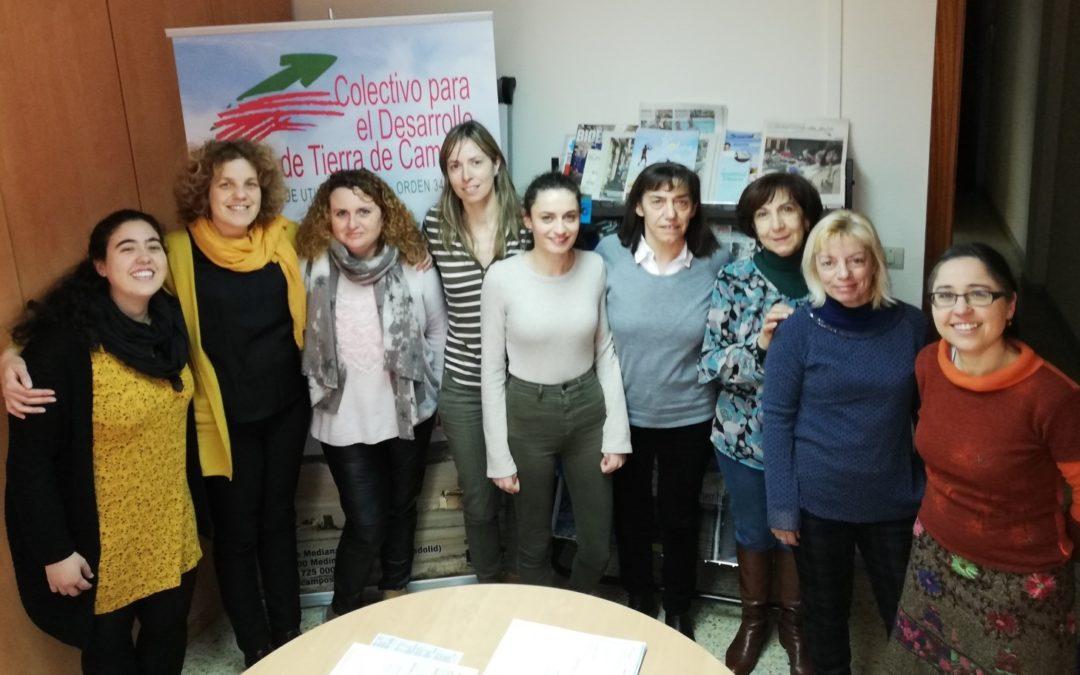 El Colectivo Tierra de Campos se une a la huelga feminista