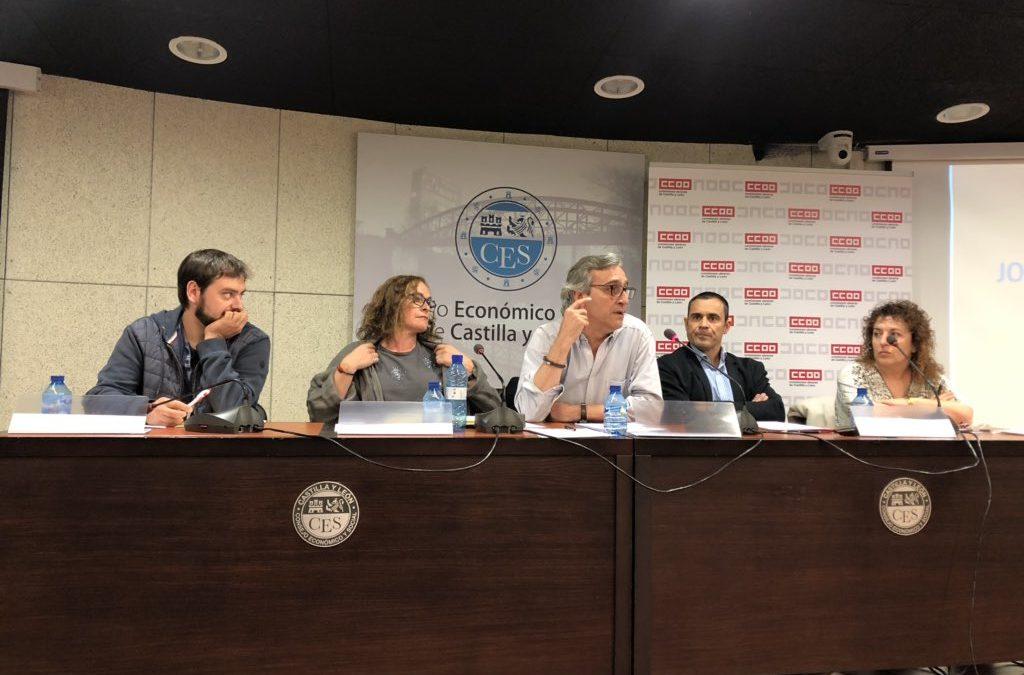 El Colectivo Tierra de Campos participa en la Jornada ´Empleo Autónomo: Situación actual´
