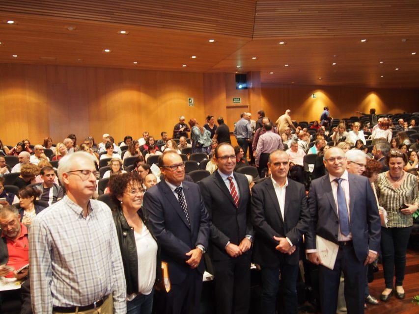 El Colectivo Tierra de Campos presente en el XXV aniversario de COCEDER