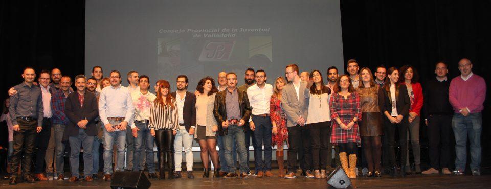 El Colectivo Tierra de Campos, galardonado por el CPJV