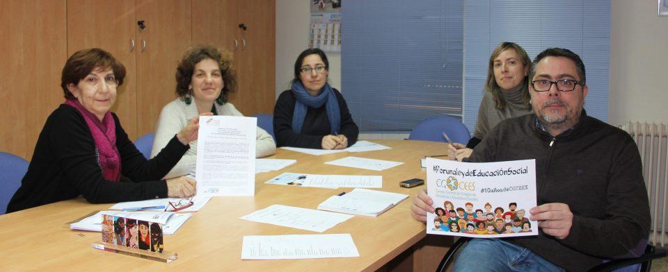 El Colectivo Tierra de Campos apoya la creación de una Ley de Educación Social