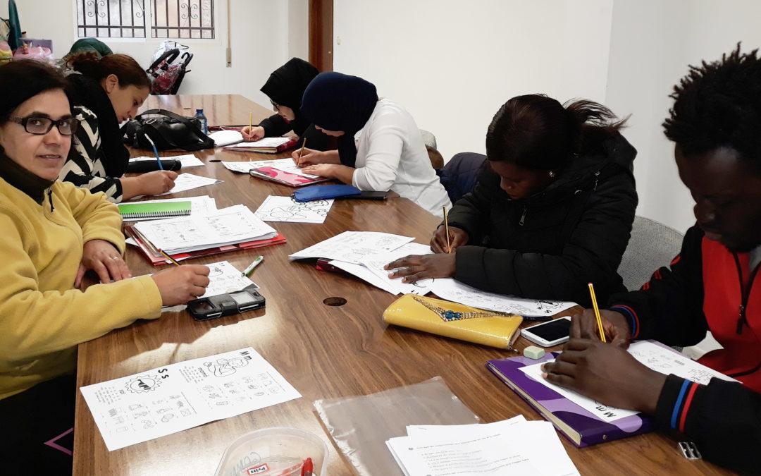 El Colectivo Tierra de Campos presenta su estrategia comarcal