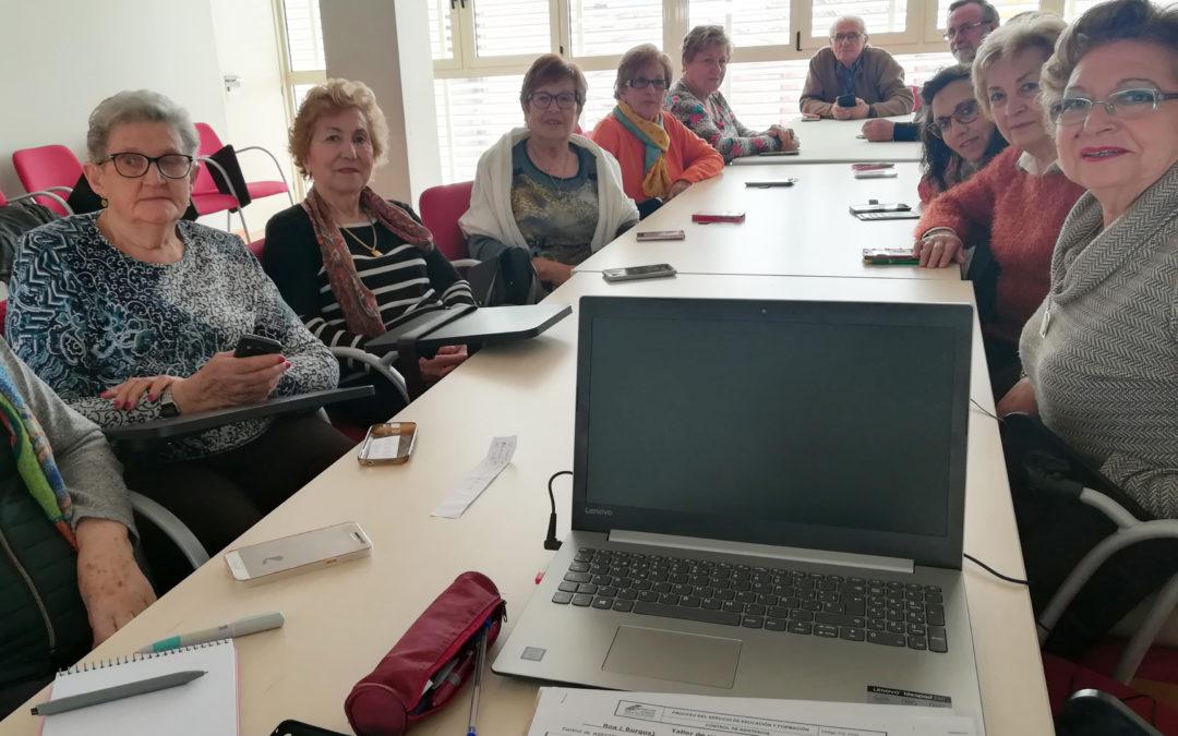 El Colectivo Tierra de Campos trabaja para combatir el aislamiento social de las personas mayores que viven en el medio rural