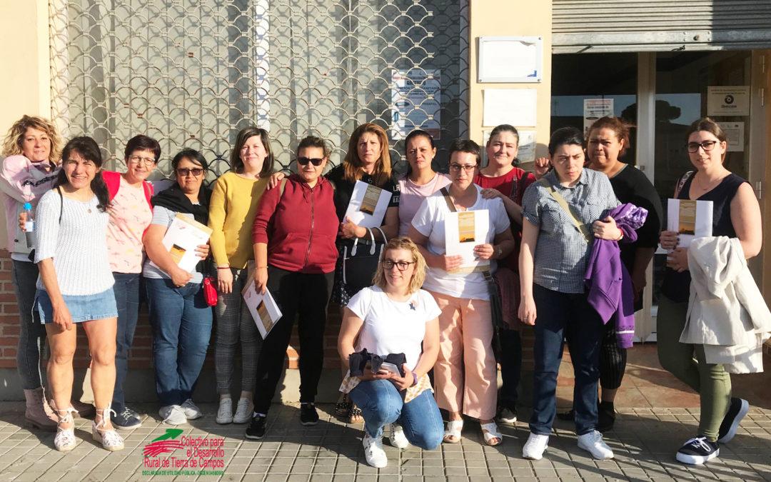 El Colectivo Tierra de Campos fomenta la figura del asistente personal en el medio rural