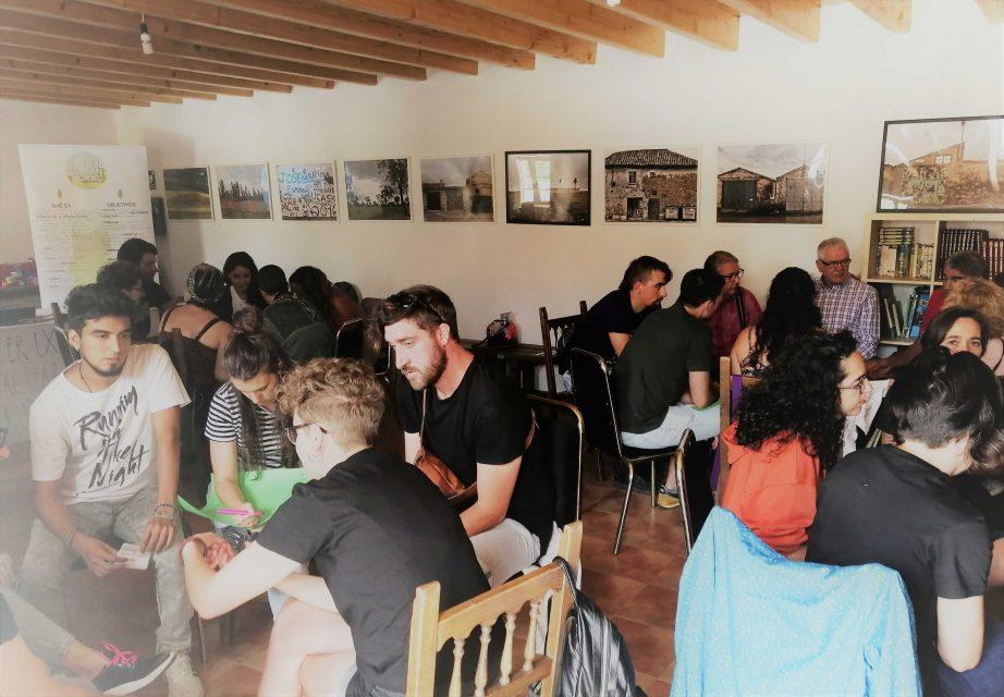 El Colectivo Tierra de Campos participa en´4 gatos´