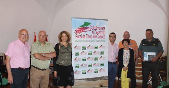 EL COLECTIVO TIERRA DE CAMPOS ORGANIZÓ LA JORNADA POR EL BIENESTAR DE LAS PERSONAS MAYORES EN PALAZUELO DE VEDIJA